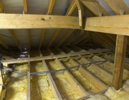 image088 Технология утепления потолка в загородном доме