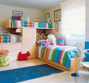 5 300x280 Детская комната, планировка и интерьер