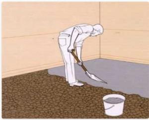 17 300x242 Как залить пол своими руками
