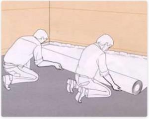 18 300x240 Как залить пол своими руками