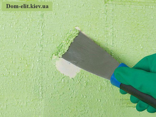 smyvka kraski Как смыть краску со стен